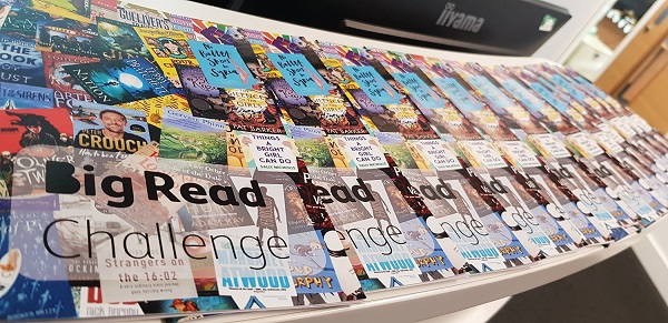 Are you brave enough to tackle the Big Read Challenge 2020?