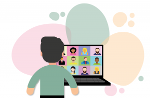 Video conferencing graphic